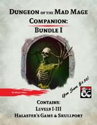 DotMM Companion: Bundle 1