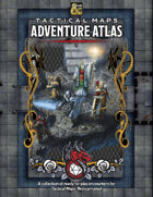 Tactical Maps: Adventure Atlas