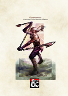 Chaindancer - A class for 5th Edition Dungeons & Dragons