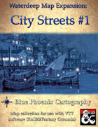 Waterdeep City Streets Pack#1