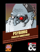Psyborg: Fighter Subclass