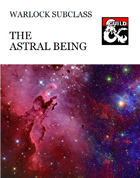 Warlock Patron - The Astral Being