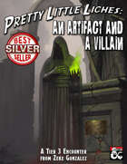 An Artifact and A Villain [PLL-0]