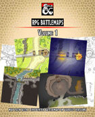 Tehox maps - Volume 1