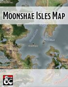 Moonshae Isles Map