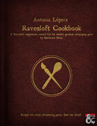Antonia Lúpri's Ravenloft Cookbook
