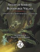 CCC-STORM-02 Swamp of Sorrow: Bloodpurge Village