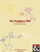 The Penniless Plot: A Waterdeep Adventure