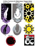art 003 - Dragon Heist 3 other Faction Emblems