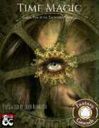 Time Magic for Fantasy Grounds (Codex Two of the Enchiridia Mysteria)