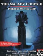 The Malady Codex: Mindflayer Danger