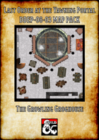 Last Order at The Yawning Portal - The Growling Groghouse Map (Adventurers League Epic DDEP-08-03)