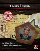 AE01-04 Living Legend by Will Brolley & Mark Navarre-Jones