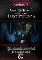 Van Richten's Guide to Esoterica