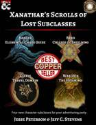 Xanathar's Scrolls of Lost Subclasses (Fantasy Grounds)