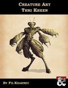 Creature Art Thri Kreen