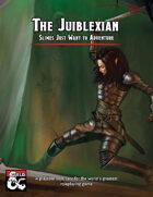 Juiblexian Race - Slimes Just Want to Adventure