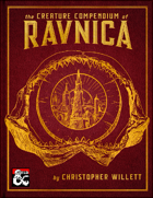 The Creature Compendium of Ravnica