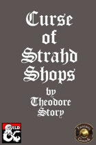 Curse of Strahd Shops (Fantasy Grounds)