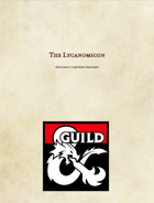 The Lycanomicon: Additional Lycanthropes for 5e