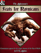 Feats for Ravnicans
