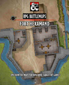 Tehox maps - Fort Hexamand