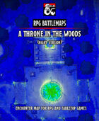 A Throne in the Woods (Night version)