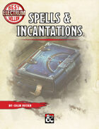 Spells and Incantations
