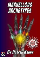 Marvellous Archetypes 1 - Archetypes of the Avengers
