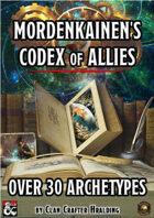 Mordenkainen's Codex of Allies (Fantasy Grounds)