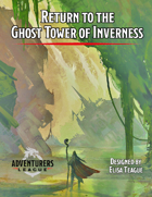 DDALCA-01 Return to the Ghost Tower of Inverness