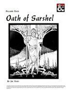 Paladin Archetype - Oath of Sarshel