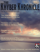 Khyber Khronicle Volume #08