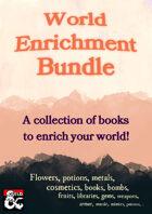 World Enrichment [BUNDLE]