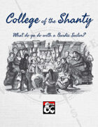 Bard - College of the Shanty