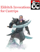 Warlock Eldritch Invocations for Cantrips