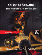 Curse of Strahd: The Wedding At Ravenloft (Fantasy Grounds)