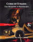 Curse of Strahd: The Wedding At Ravenloft (Fantasy Grounds)
