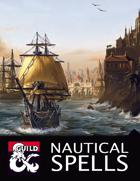Nautical Spells (5e)