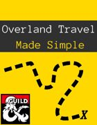 Overland Travel Made Simple