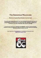 The Sheerpeak Wrangler Tribe