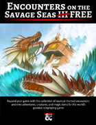 Encounters on the Savage Seas III FREE