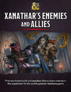 Xanathar's Enemies and Allies