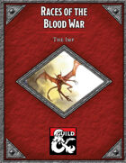 Races of the Blood War: The Imp