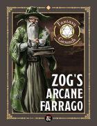 Magic Item Store: Zog's Arcane Farrago (Fantasy Grounds)