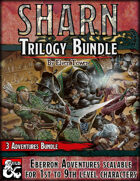 The Sharn Trilogy [BUNDLE]