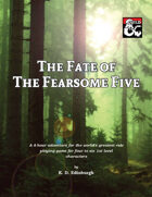 The Fate of The Fearsome Five