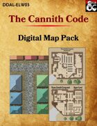 DDAL-ELW03 The Cannith Code - Digital Map Pack