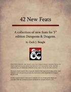 42 New Feats