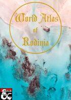 World Atlas of Rodinia
